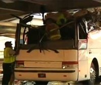 2 dead, several injured in Miami airport bus crash