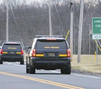 Police use backhoe to breach prison, end standoff; 1 CO dead