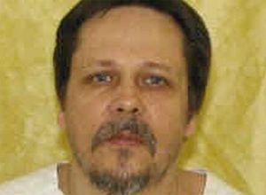 This undated file photo provided by the Ohio Department of Rehabilitation and Correction shows inmate Dennis McGuire. (AP Photo/Ohio Department of Rehabilitation and Correction, File)