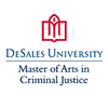 DeSales University Master of Arts in Criminal Justice
