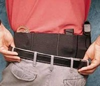Fit for female cops: Belly band designs
