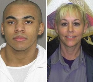 Death penalty sought against inmate in Texas CO's slaying