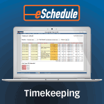 Time Clock: Volunteer & Paid. Integrates directly with payroll