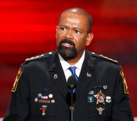 Sheriff David Clarke not joining DHS, after all
