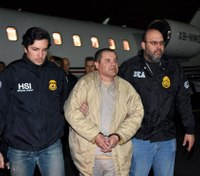 Kingpin 'El Chapo' faces US authority; it faces securing him