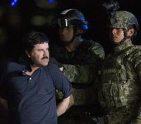 Mexico says it wants 'El Chapo' extradited to US by early next year
