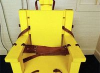 Ala. approves legislation that would revive use of electric chair