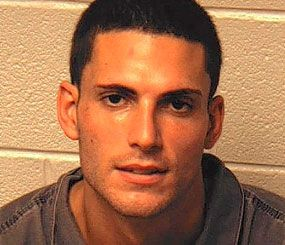 Nazareth police said Daniel Preziosi escaped two constables at a hearing Monday afternoon. (Photo courtesy Colonial Regional police)