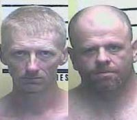 Police: 2 Ky. inmates injure jail staff, escape
