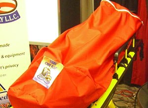 'Cot Cap' launched at FDIC keeps contents dry