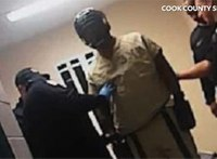 Ill. COs get creative to stop inmate from gouging out his eyes
