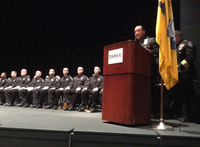 33 corrections officers graduate in NY county's largest ceremony