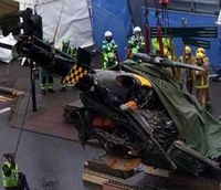 Death toll in helicopter crash up to 9, no emergency call made