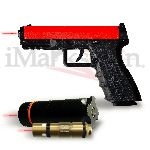 Dry Fire Laser Training Devices for Firearm Simulators