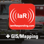 Advanced mapping, AVL and live tracking of responders