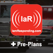 Mobile pre-plans hyperlinked to live maps and more