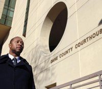 Freed by Innocence Project, ex-inmate takes up cause