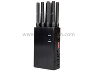 Jammerfun's portable Wi-Fi Signal Jammer provides security