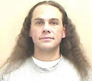 This undated photo provided by the North Carolina Department of Public Safety shows Duane Fox. Fox, a transgender inmate who goes by the name Jennifer Ann Jasmaine, is suing a North Carolina prison, saying it's blocking her from practicing witchcraft. (North Carolina Department of Public Safety via AP)