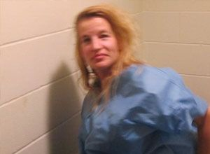Jodie Herring was arrested on a murder charge in the death of Lara Sobel. (Photo courtesy Barre City Police)