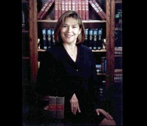 County Court-at-Law Judge Mary Ann Turner, who will be supervising the program. (Photo Courtesy of Montgomery County courts)