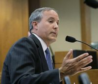Texas AG tries again to dismiss his criminal charges
