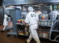 Pa. prison food not just bread and water