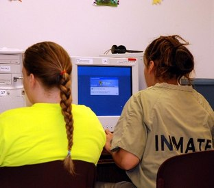 How an electronic law library saves money, improves inmate access to information