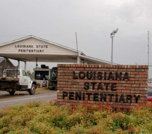 David Settlemeyer, 52, is serving a life sentence at Louisiana State Penitentiary at Angola. (AP file photo/Judi Bottoni)