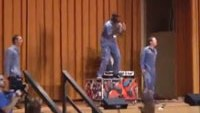 Shakespeare goes hip-hop for inmate audience