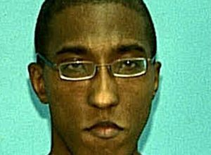 Lavar Valentin, strangled this week at Dade Correctional Institution. (Photo courtesy Florida Department of Corrections)