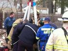 Md. firefighters rescue girl after falling into 30-foot well