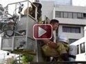 Training video: Loading a victim into a ladder bucket