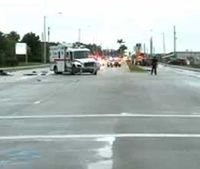 Fla. ambulance crash now a homicide investigation
