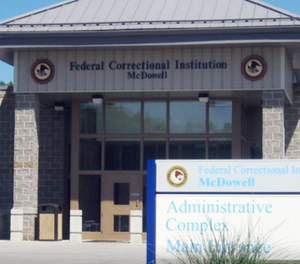 Two inmates at FCI McDowell were found with handcrafted weapons and were sentenced to 15 more months in prison. (Photo/BOP)