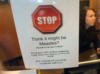 Busting measles myths – is it time to vaccinate inmates?