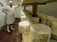 Who moved the fire service's cheese in 2011?