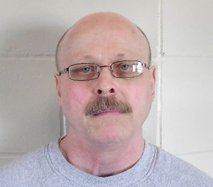 This file photo provided by the Nebraska Department of Correctional Services shows death-row inmate Carey Dean Moore. (Nebraska Department of Correctional Services via AP, File)