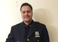 NYC correction officer rescues lost Alzheimer's patient in Queens
