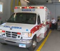 Conn. agency gives ambulance to Sandy-beaten neighbors