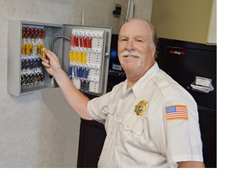 Case study: Jericho, NY Fire Department finds solid solution for securing critical keys