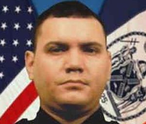 Officer Dennis Guerra (Photo NYPD)