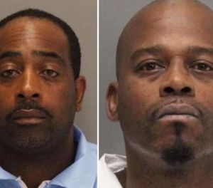 Pictured is Tramel McClugh, left, and John Bivins. (Photo/Santa Clara County Sheriff's Office)