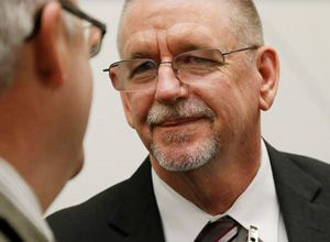 Robert Patton, head of the Oklahoma Department of Corrections. (AP Image)