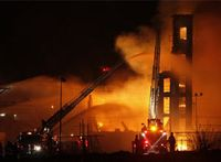 Philly fire dept. union calls for top 3 officials to resign in wake of fatal fire