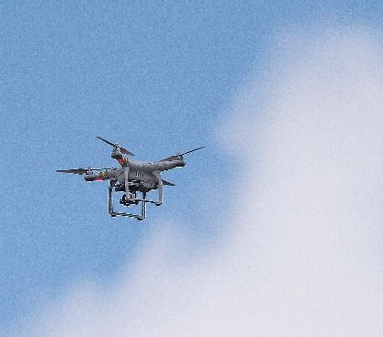 Eye in the sky: Using drones to boost correctional facility security