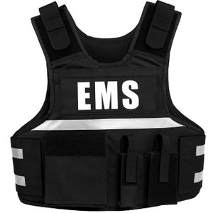 Safe Life Defense have brought their lightweight, customizable vests to the field of EMS. (Photo/Safe Life Defense)