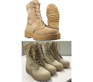Hot weather boots by Propper International.
