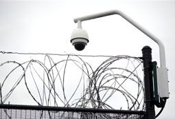 In the coming years some form of Closed Circuit Television (CCTV) will become commonplace in most facilities. (AP photo)