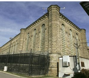 All the 555 people who work at Pittsburgh State Prison will be offered jobs elsewhere within Corrections. Inmates will be transferred to other facilities. (AP Photo/Keith Srakocic)